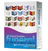 Large Tabloid Booklets Pack