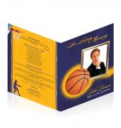 Large Tabloid Booklets Basketball #0023