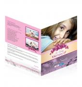 Large Tabloid Booklets Simple Theme #0033