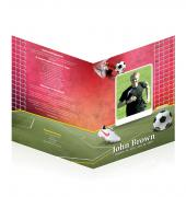 Large Tabloid Booklets Soccer #0008