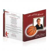Large Tabloid Booklets Sports Basketball #0030