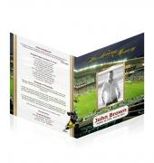 Legal Single Fold Programs Rugby #0029