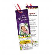 Memorial Bookmarks Kids #0010
